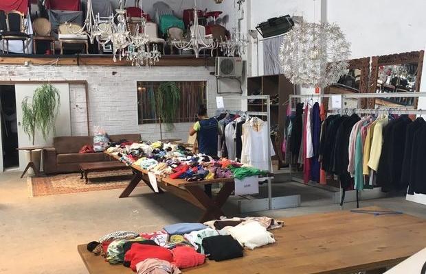 Bazar beneficente vende peças por até R$ 30 em Maceió